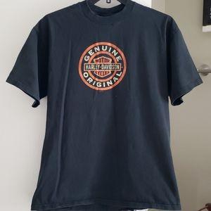 1997 Harley-davidson Shirt Size L
